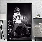 Amrzxz 1000 acertijos mentales『Guapo Cantante Masculino, Chris Cornell』Regalo de Juguete Juego de Rompecabezas