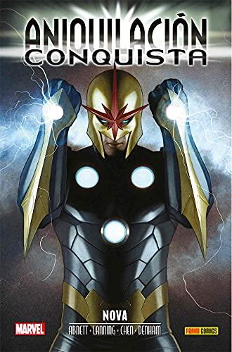 Aniquilacion Saga 08. Aniquilacion Conquista: Nova