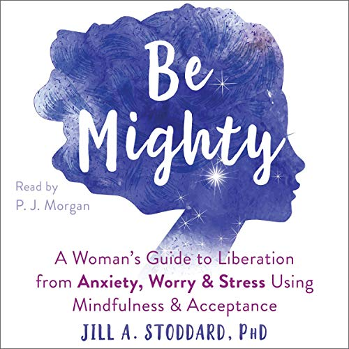 Be Mighty audiobook cover art