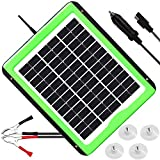 SOLPERK 5W Solar Panel,Solar trickle Charger,Solar Battery Charger...