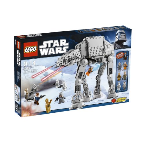 LEGO Star Wars 8129 -  at at Walker Limited Edition