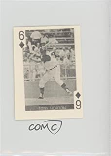 tony horton baseball cards