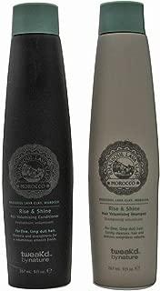 Tweak-d By Nature Rise & Shine Hair Volumizing Shampoo And Conditioner Set 9 oz each