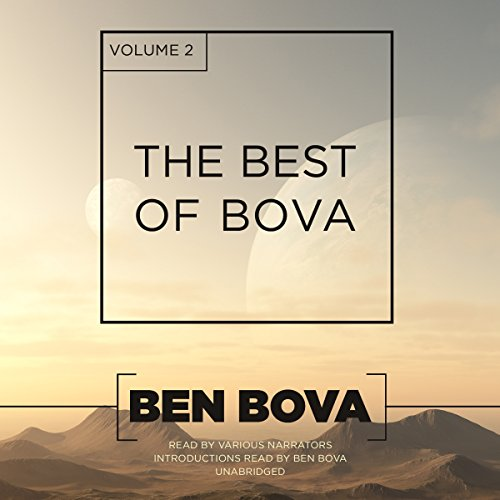 The Best of Bova, Vol. 2 audiobook cover art