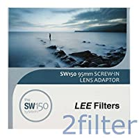Lee Filters SW150 Mark II Adapter Ring for Lenses with 95mm Filter Threads [並行輸入品]