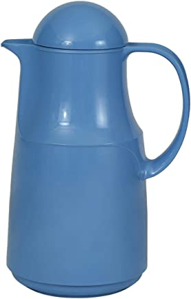 Markutec Plastic Thermos 1 Piece, Blue