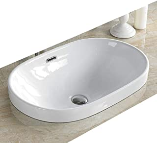 Awesome Amazon Com Drop In Vessel Sinks Bathroom Sinks Tools Home Interior And Landscaping Palasignezvosmurscom