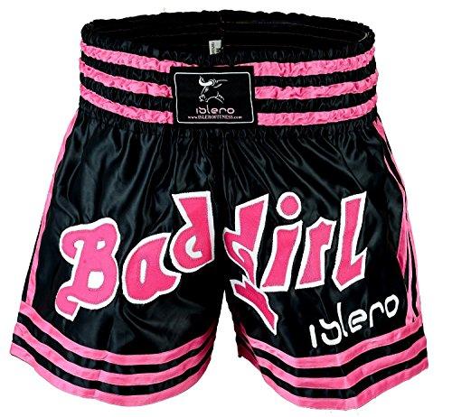 Islero Damen/Mädchen Muay Thai Shorts...