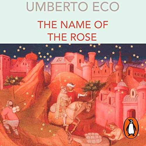 The Name of the Rose                   By:                                                                                                                                 Umberto Eco                               Narrated by:                                                                                                                                 Michael Pennington                      Length: 5 hrs and 41 mins     46 ratings     Overall 4.4