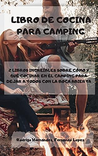 LIBRO DE COCINA PARA CAMPING