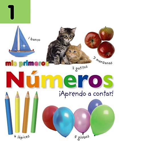 Mis primeros números. ¡Aprendo a...
