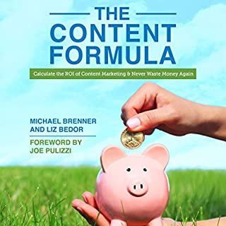 The Content Formula cover art