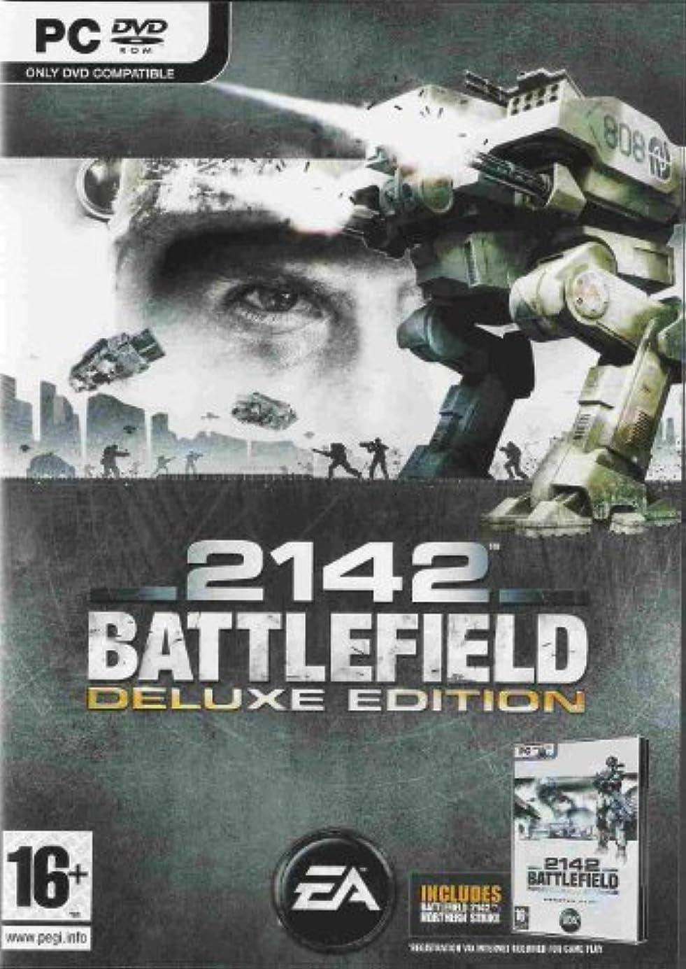 メンター一貫した受粉するBattlefield 2142: Deluxe Edition (PC) (輸入版)