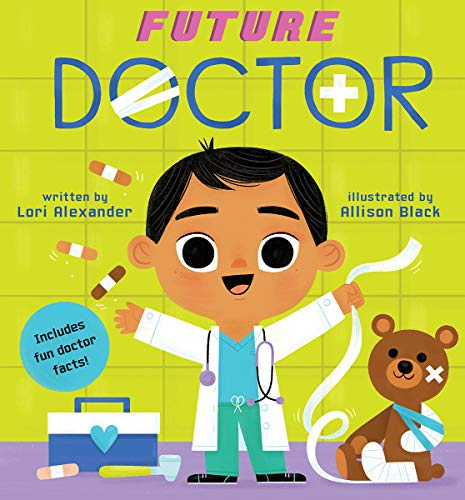 Future Doctor (A Future Baby Book) (4)