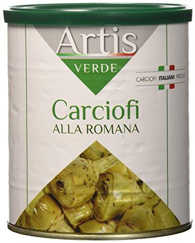 Artisfood Carciofi alla Romana - Latta da 1 kg