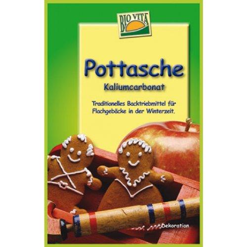 Bio Vita, Pottasche, 20g