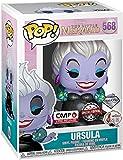 Arielle, die Meerjungfrau La Sirenita Figura Vinilo Disney Villains - Ursula (Diamond Glitter Edition) 568 Unisex ¡Funko Pop! Standard