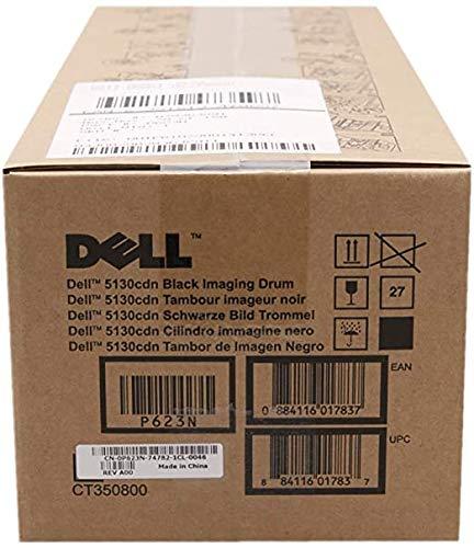Dell P623N Black Imaging Drum Kit 5130cdn/C5765dn Color Laser Printer
