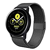 Kartice Compatible with Samsung Galaxy Watch Active (40mm), black, Size No Size