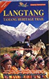 Langtang : 1 : 125 000: Gosainkund & Helambu. With detailed trails. Walking distances. Altitudes (Nepa Trekking Maps)