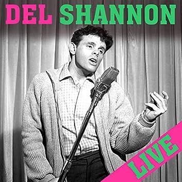 Del Shannon Live