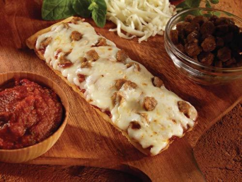 Conagra The Max Sausage Breakfast Pizza - 2 x 6 inch, 2.44 Ounce each -- 192 per case.