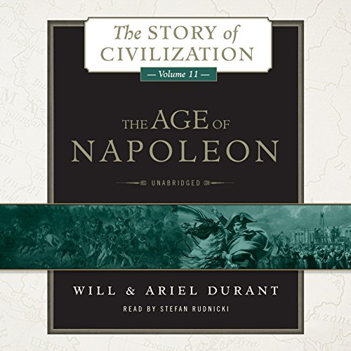The Age of Napoleon  Audiolibri
