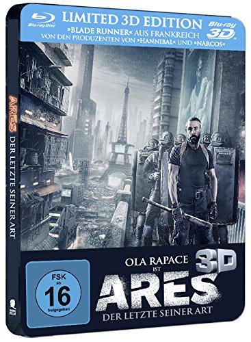 Ares - Der Letzte seiner Art [3D Blu-ray + 2D Version] [Limited 3D-Steelbook Edition] (vorab exklusiv bei Amazon)