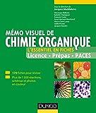 Mémo visuel de chimie organique - L'essentiel en fiches - L'essentiel en fiches