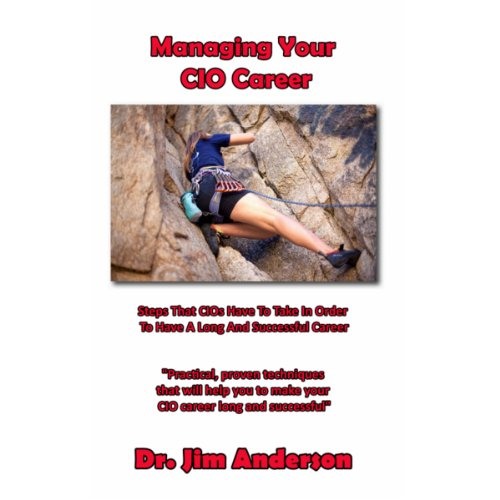 Managing Your CIO Career Audiobook By Jim Anderson cover art