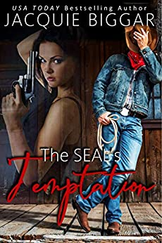 The SEAL's Temptation: Wounded Hearts- Book 7 by [Jacquie Biggar]