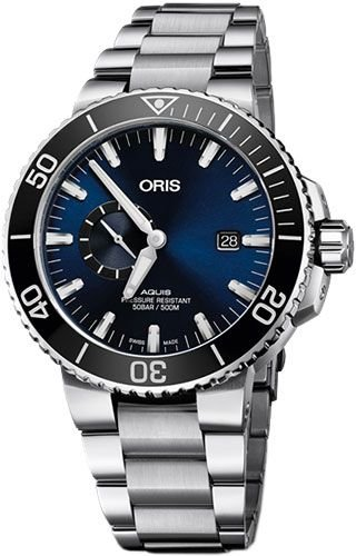 Reloj Oris 74377334135-0782405PEB Automático Acero 316 L Hombre
