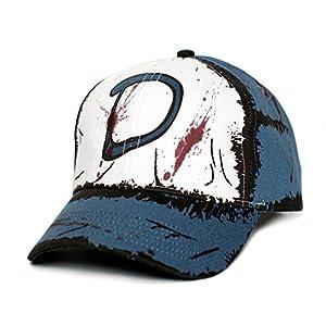 Clementines Custom Blood Stain & Dirt Dead Zombies Cap Hat Unisex Slate