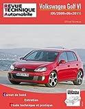 E.T.A.I - Revue Technique Automobile Hors série 9 - VOLKSWAGEN GOLF VI - 2008 à 2013 - GTI