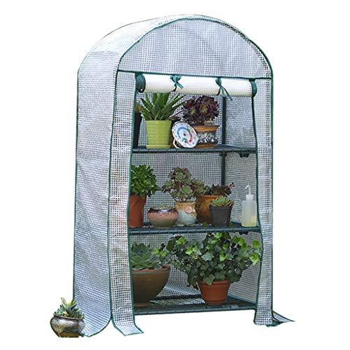 Serres 3 Niveau, Mini Grandir Maison, Petite Portable Jardinage Couverture Végétale Flower Garden Abri