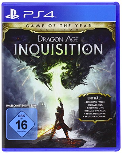 Dragon Age: Inquisition - Game of the Year Edition - [PlayStation 4]