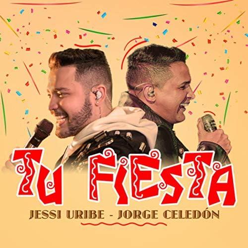 Jessi Uribe & Jorge Celedón