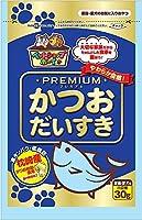 (まとめ買い)マルトモ かつおだいすきプレミアム 30g 【×10】