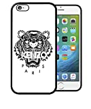 Coque Iphone 7 Kenzo Paris Blanc Etui Housse Bumper