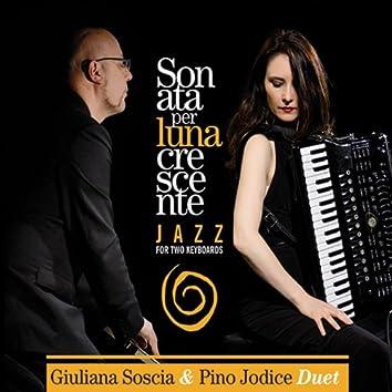 Sonata per luna crescente (Jazz for Two Keyboards)