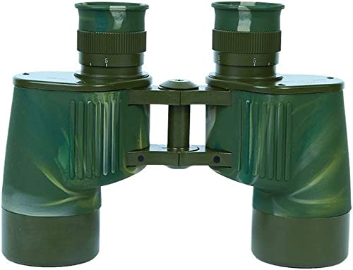 JXJJD Télescope binoculaire Camouflage HD à Grand Angle Type 95 de Type 7X40 à Grand Angle