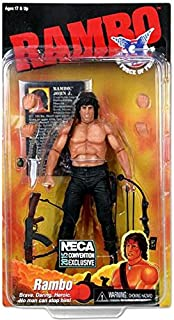 SDCC 2015 NECA Exclusive Rambo The Force of Freedom 7 Action Figure Comic Con