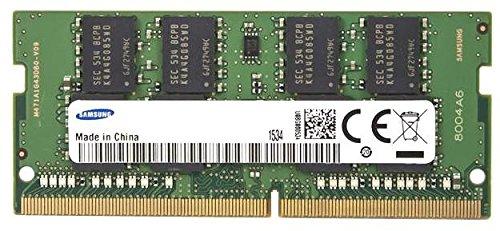 Samsung M471A1K43CB1-CRC Arbeitsspeicher 8GB DDR4 2400MH, 1x 8GB, DDR4, 2400MHz, SO-DIMM 260-Pin