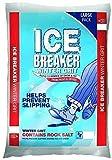 indigo® Sal de roca blanca para hielo y nieve de invierno – 25 kg aprox