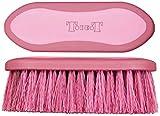 TdeT Bouchon bicolore - bordeaux/rose - 17*6 cm
