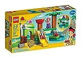 LEGO Duplo Jake 10513 - Nimmerland-Versteck