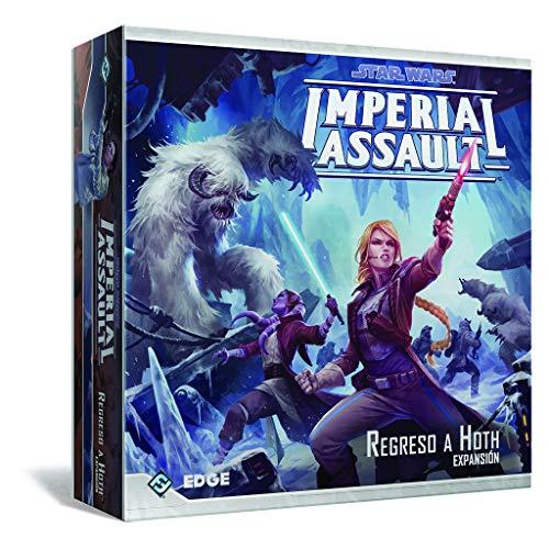 Star Wars Imperial Assault. Regreso a Hoth
