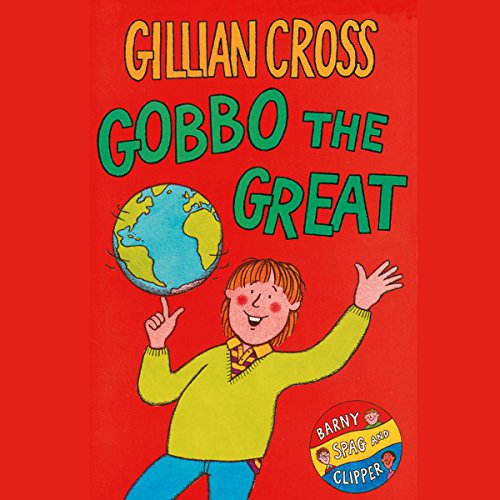 Gobbo the Great audiobook cover art