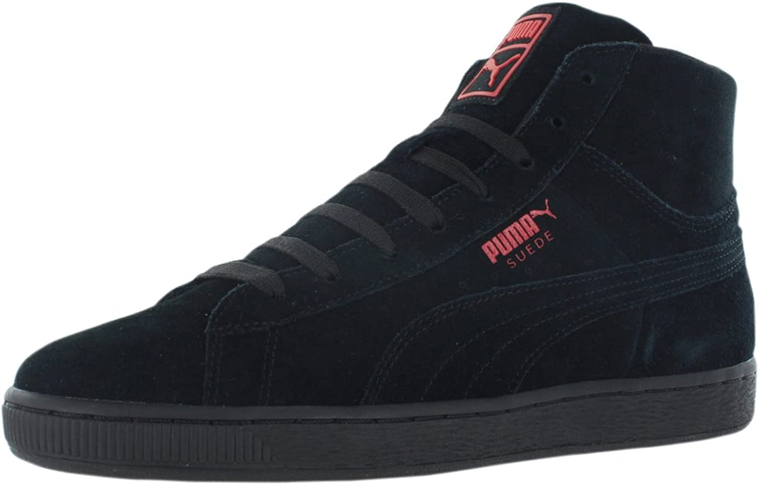 PUMA Suede Mid Wog Men's Sneakers