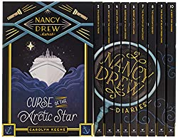 cheap Nancy Drew's 90th Anniversary Collection Diary: Curse of Upholstery; Strangers on the Train;…